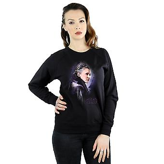 Star Wars Women's The Last Jedi Leia Brushed Sweatshirt