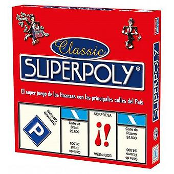 Falomir Superpoly (Toys , Boardgames , Strategic)
