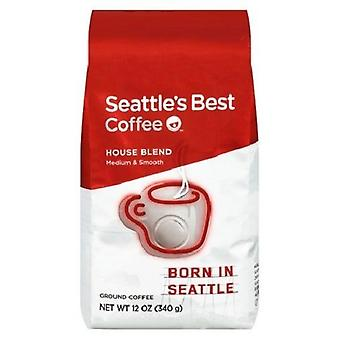 Seattles bester Coffee House Blend Boden