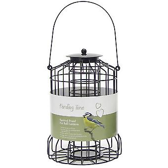 Rosewood Feeding Time Squirrel Proof Fat Ball Lantern