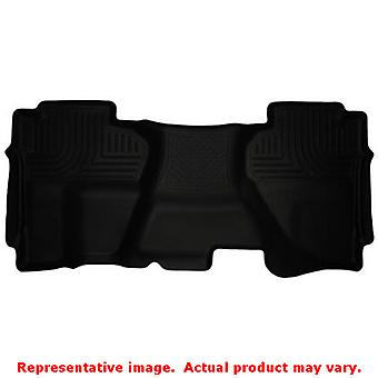 Husky Liners 19191 Black WeatherBeater 2nd Seat Floor L FITS:CHEVROLET 2007 - 2