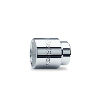 Beta 920 A23K 23Mm Hexagon Sockets Chrome-Plated 1/2 Drive Blister Packed