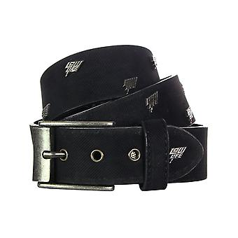 Lowlife Storm Leather Belt