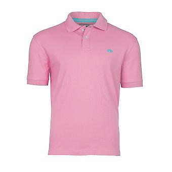 Signature Polo Shirt - Pink