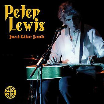 Lewis * Peter - ligesom Jack [CD] USA import