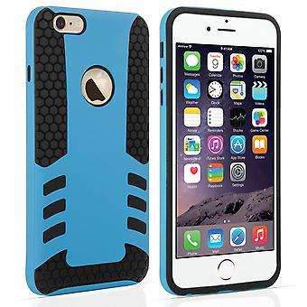 iPhone 6 Plus grænsen Combo sag - blå