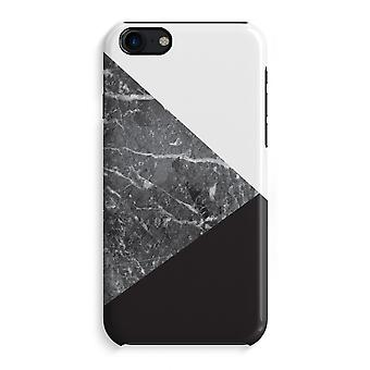 iPhone 7 Full Print Case (Glossy) - Marble combination