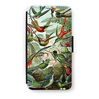Samsung Galaxy J3 (2016) Flip Case - Haeckel Trochilidae