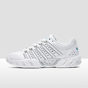 K-Swiss Big Shot hellem Leder Omni Tennis Damenschuhe