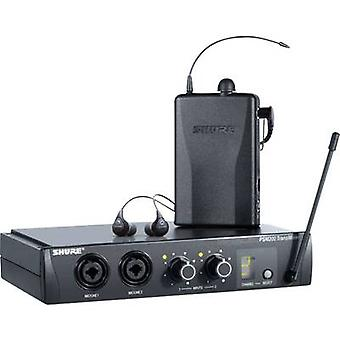 Earbud monitor set Shure PSM-200