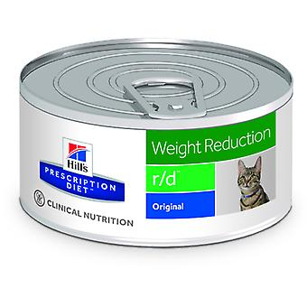 Hill's Feline r/d canned food (Cats , Cat Food , Wet Food)