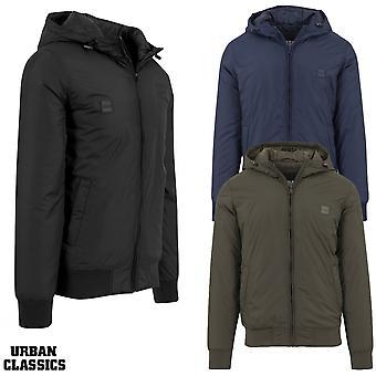 Urban classics jacket padded windbreaker