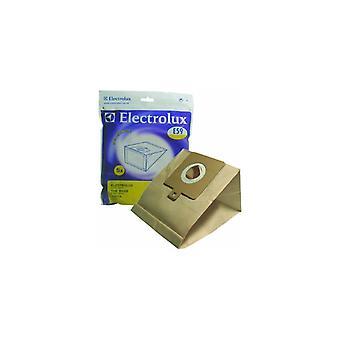 Kit de filtro y bolsa de la aspiradora Electrolux E59