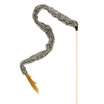 Duvo Cat Toy Cane Maki Tail (Katten , Speelgoed , Staven)