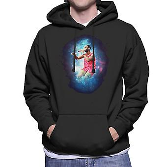 Tinie Tempah Wireless Festival 2014 Men's Hooded Sweatshirt