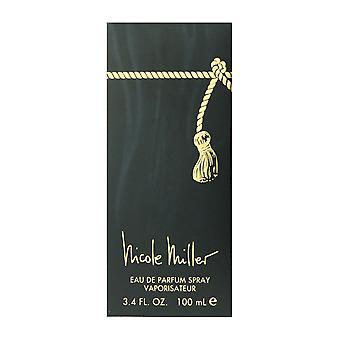 Nicole Miller Eau De Parfum Spray 3.4Oz/100ml New In Box