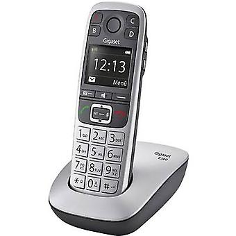 Gigaset E560 Cordless analogue Hands-free, Visual call notification Platinum