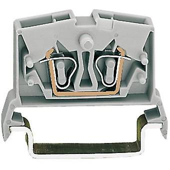 WAGO 6mm 264-711 continuità Pull Primavera configurazione: L grigio 1/PC