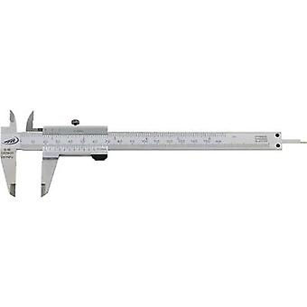 HELIOS PREISSER 0185 501 Pocket caliper 150 mm