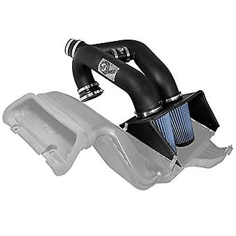 aFe Power 54-12642-1B Magnum FORCE Performance Intake System (for Ford Oiled, 5-Layer Filter, Non-Carb Compliant)