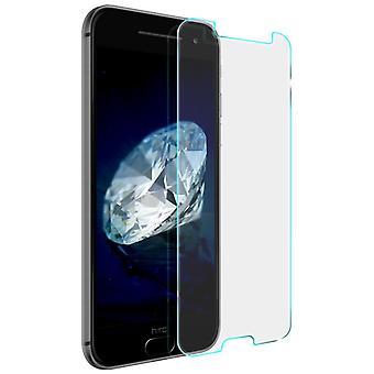 HTC One A9 Displayschutzfolie 9H Verbundglas Panzer Schutz Glas Tempered Glas