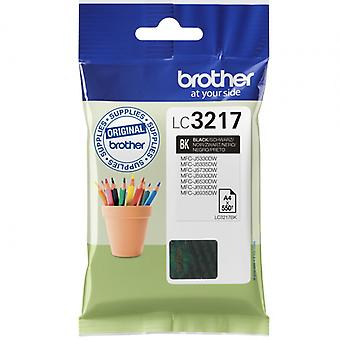 Brother Black ink cartridge, 550 pages