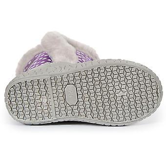 Trespass Girls Babies/Toddlers Tigan Fleece Lined Winter Snow Boot