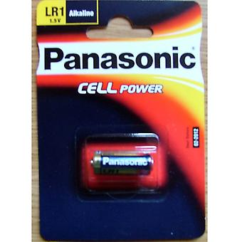 Panasonic LR1 Panasonic LR1 Battery 1.5V (N type/MN9100)