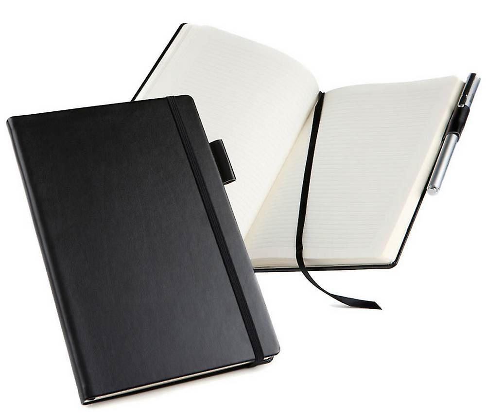 David A5 NotebookBlack Hagen Van Casebound f7Ib6yYgv