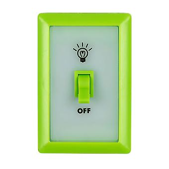 TRIXES Children's LED Switch Night Light Green Christmas Stocking Filler