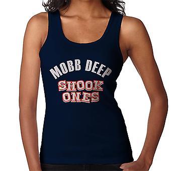 Mobb Deep Shook Ones Song Titel Damen Weste