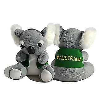 Virvar jeg elsker Australia plysj