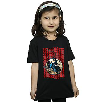 Marvel Universe Girls Spider-Man Pixelated Cover T-Shirt