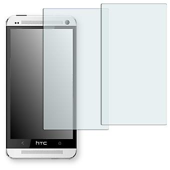 HTC one LTE display protector - Golebo crystal clear protection film