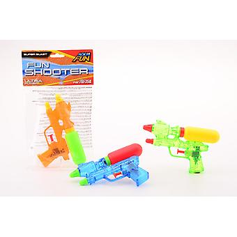 Aqua fun waterpistool fun shooter +/- 18 cm.