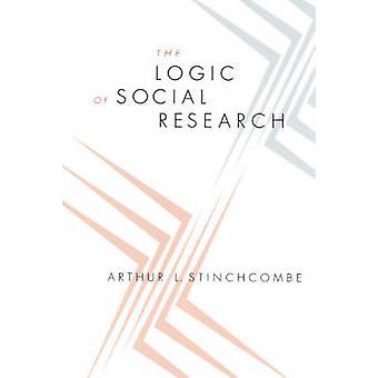 منطق البحث الاجتماعي بآرثر ل. ستينتشكومبي-9780226774923