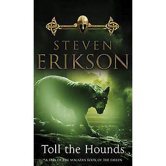 Tol van de honden door Steven Erikson - 9780553824469 boek