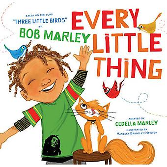 Cada pequeña cosa - basado en la canción 'Three Little Birds
