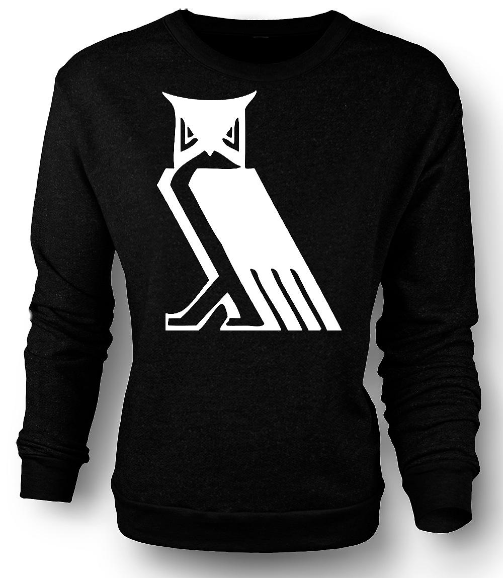 Mens Sweatshirt Bohemian Grove - New Order
