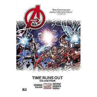 Avengers Time Runs Out Vol. 4 von Jonathan Hickman & Von Künstler Stefano Caselli & Von Künstler Mike Mayhew