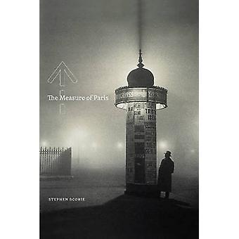 La mesure de Paris par Stephen Scobie - livre 9780888645333