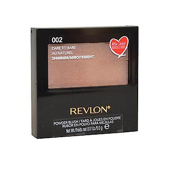 Revlon Powder Blush 5 g-Dare To Bare Shimmer