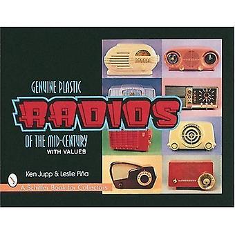 Radio vera plastica della metà del secolo (Schiffer libro per collezionisti)
