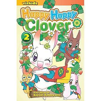 Happy Happy Clover, Volume 2