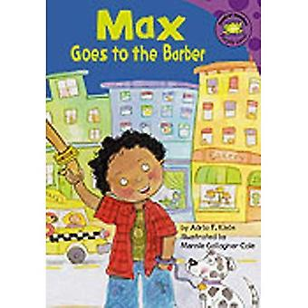 Max Goes to the Barber