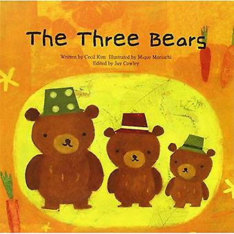 The Three Bears: Size Comparison (First Step - Math)