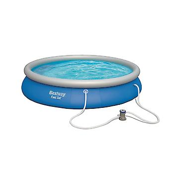 Bestway Swimming Pool Fast Set 15' x 33