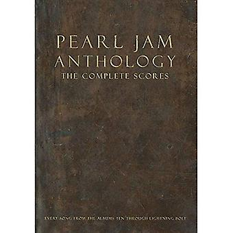 Pearl Jam Anthologie - die komplette Noten (Box-Set)