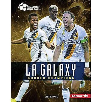 La Galaxy: Fotboll Champions (Champion fotbollsklubbar)