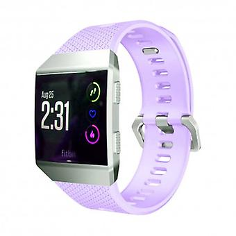 Sports Armband Fitbit Ionic Light Purple S